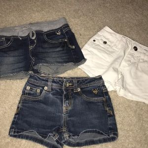 Justice shorts bundle